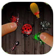 Pocket Pest Insect Smasher - Smash Ant Lady Bug Beetle Louse Spider & Cockroach in the Smashing Free toddler kids game